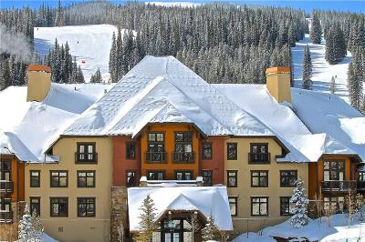 Copper Mountain Condo For Sale: 172 Beeler Place #302