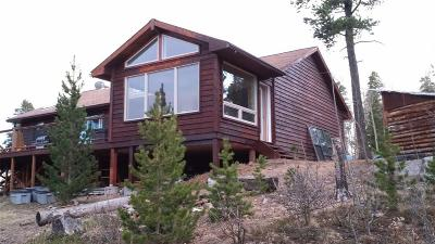 Single Family Home For Sale: 2079 High Creek Road