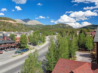 Breckenridge Condo For Sale: 505 S Main Street #2403