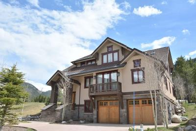 Copper Mountain Single Family Home For Sale: 112 Masters Drive