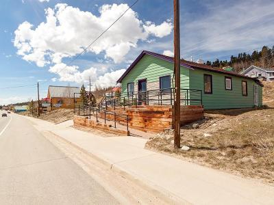 Park County Single Family Home For Sale: 135 Main Street