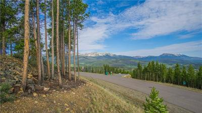 Breckenridge Residential Lots & Land For Sale: 705 Discovery Hill Drive