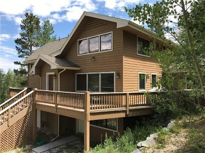 Blue River, Breckenridge Single Family Home For Sale: 1249 American Way