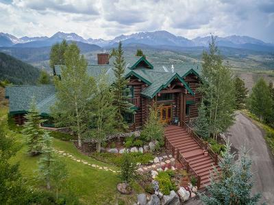 Silverthorne CO Single Family Home For Sale: $3,290,000