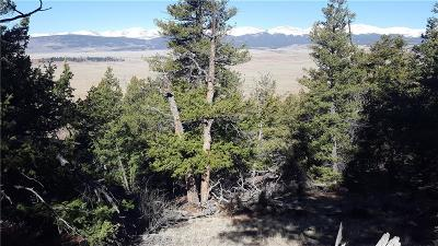 Alma, Fairplay Residential Lots & Land For Sale: Tbd Middle Fork Vista