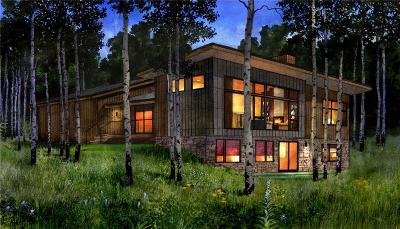 Dillon, Silverthorne, Summit Cove Single Family Home For Sale: 38 Lund Way