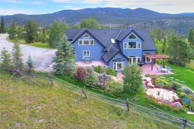 Breckenridge Single Family Home For Sale: 462 Gateway Drive