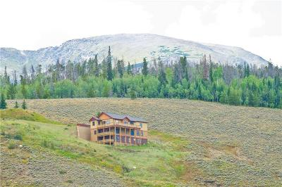 Silverthorne CO Single Family Home For Sale: $1,290,000