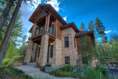 Silverthorne CO Single Family Home For Sale: $995,000