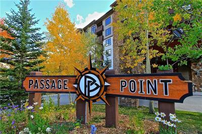 Copper Mountain Condo For Sale: 910 Copper Road #122