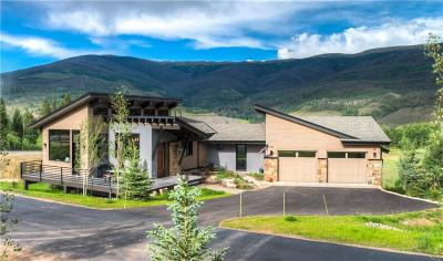 Silverthorne CO Single Family Home For Sale: $1,675,000