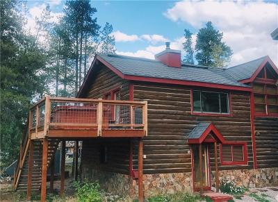 Frisco CO Single Family Home For Sale: $899,000