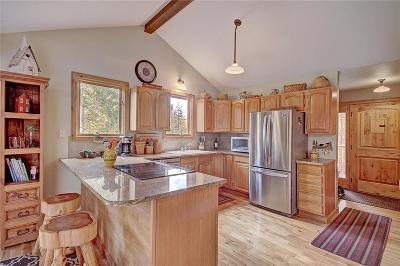 Dillon, Silverthorne, Summit Cove Duplex For Sale: 651 Ryan Gulch Road