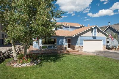 Silverthorne CO Single Family Home For Sale: $679,000