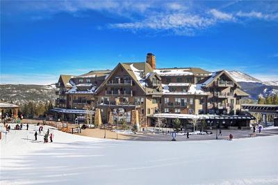 Breckenridge Condo For Sale: 1891 Ski Hill Road #7403