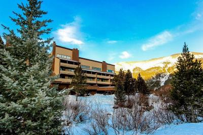 Copper Mountain Condo For Sale: 760 Copper Road #202