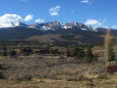 Breckenridge Residential Lots & Land For Sale: 235 Cottonwood Circle