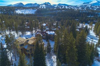 Breckenridge CO Single Family Home For Sale: $2,795,000