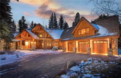 Silverthorne Single Family Home For Sale: 486 Sage Creek Canyon Drive