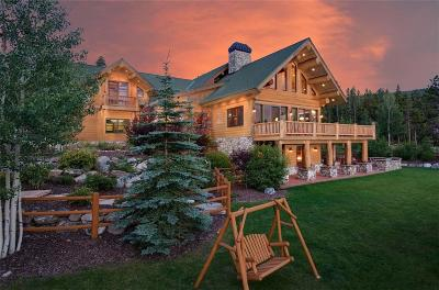 Breckenridge CO Single Family Home For Sale: $2,875,000