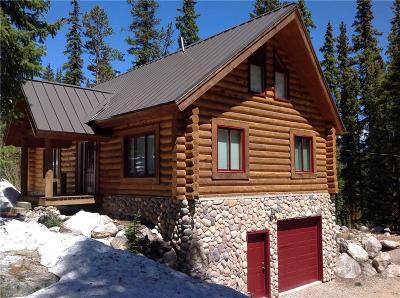 Breckenridge Single Family Home For Sale: 583 Scr 672