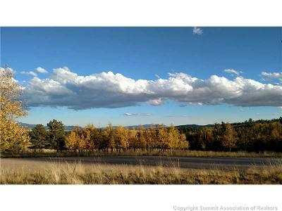Como Residential Lots & Land For Sale: 467 Pinto Trail