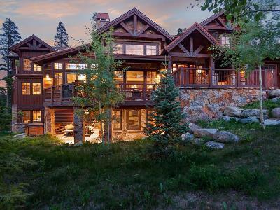 Breckenridge Single Family Home For Sale: 1296 Glenwild Drive