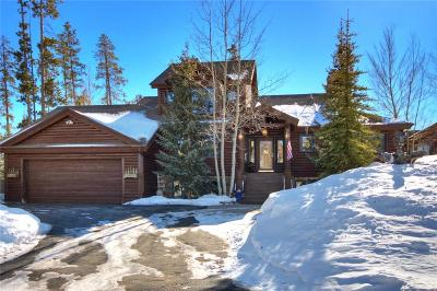 Silverthorne CO Single Family Home For Sale: $975,000