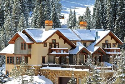 Copper Mountain Townhouse For Sale: 124 Beeler Place #124A