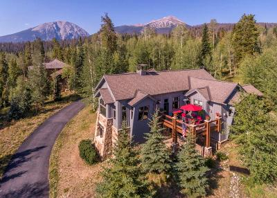 Silverthorne CO Single Family Home For Sale: $1,940,000