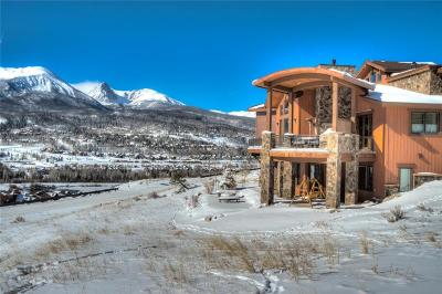 Dillon, Silverthorne, Summit Cove Single Family Home For Sale: 900 Bald Eagle Road