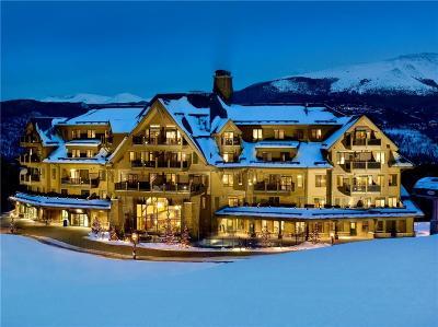 Breckenridge Condo For Sale: 1891 Ski Hill Road #7000