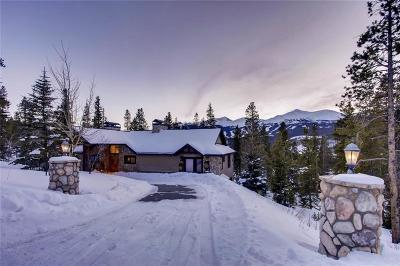 Highlands At Breckenridge Single Family Home For Sale: 63 Rounds Road