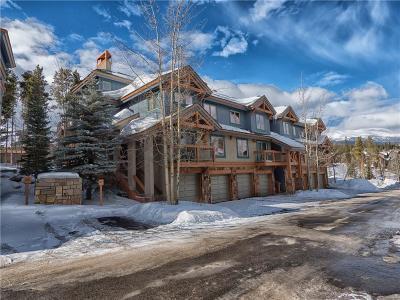 Breckenridge Condo For Sale: 43 Snowflake Drive #7
