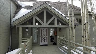 Keystone Single Family Home For Sale: 25 Wintergreen Circle