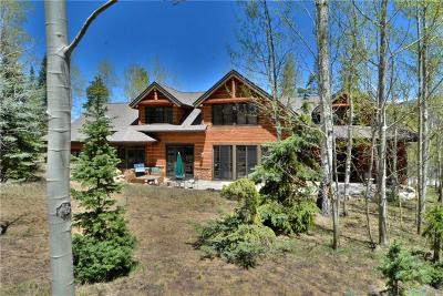 Silverthorne Single Family Home For Sale: 115 Middle Park Court
