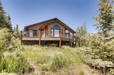Silverthorne CO Single Family Home For Sale: $1,492,000
