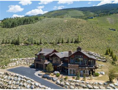 Silverthorne CO Single Family Home For Sale: $3,060,000