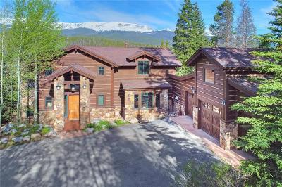 Breckenridge Single Family Home For Sale: 11 Barney Ford Drive