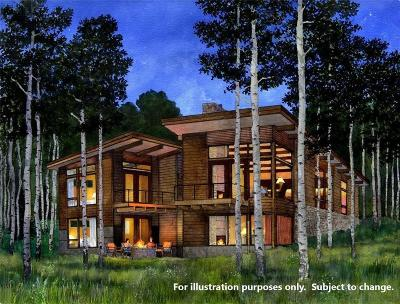 Silverthorne CO Single Family Home For Sale: $1,372,368