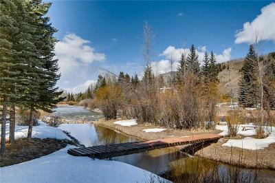 Silverthorne CO Single Family Home For Sale: $1,350,000