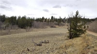 Fairplay, Alma, Como, Jefferson Residential Lots & Land For Sale: 345 Breech Trail