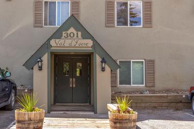 Blue River, Breckenridge Condo For Sale: 301 N French Street #315