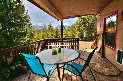 Silverthorne CO Single Family Home For Sale: $590,000