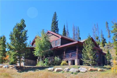 Breckenridge Single Family Home For Sale: 76 Gold Piece Drive