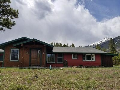 Frisco CO Single Family Home For Sale: $1,275,000