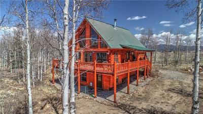 Park County Single Family Home For Sale: 95 Flint Way