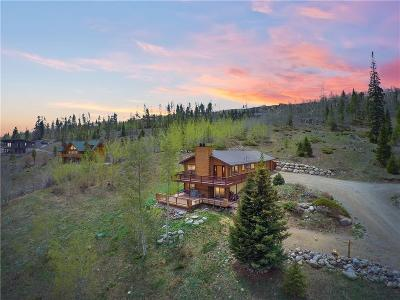Frisco, Silverthorne, Dillon Single Family Home For Sale: 147 Blue Ridge Road