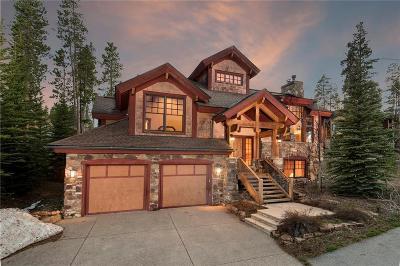 Breckenridge Single Family Home For Sale: 99 Westridge Road