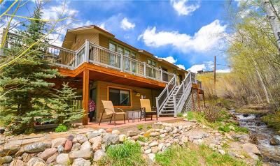 Silverthorne Single Family Home For Sale: 43 Buffalo Court
